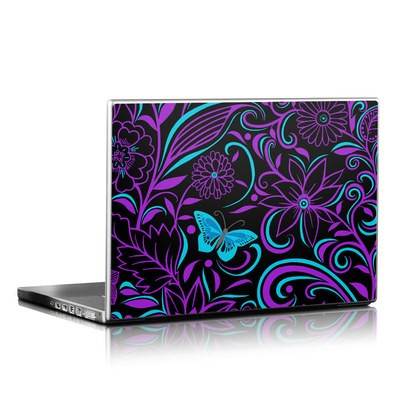 Laptop Skin - Fascinating Surprise
