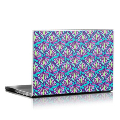 Laptop Skin - Fly Away Teal