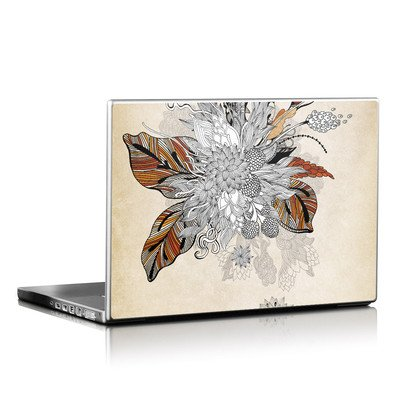 Laptop Skin - Fall Floral