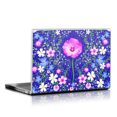 Laptop Skin - Floral Harmony