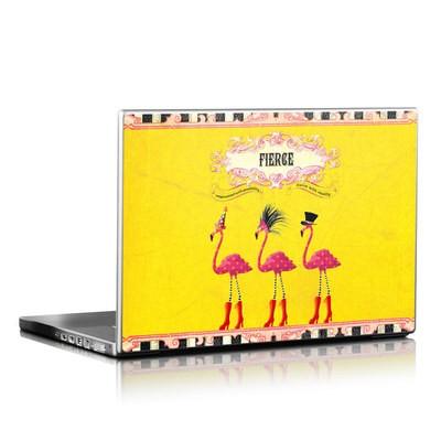 Laptop Skin - Fierce