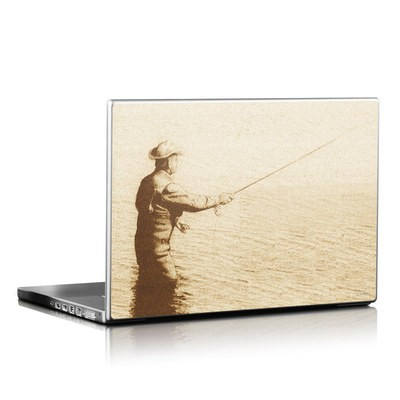 Laptop Skin - Fisherman