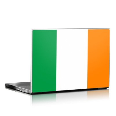 Laptop Skin - Irish Flag