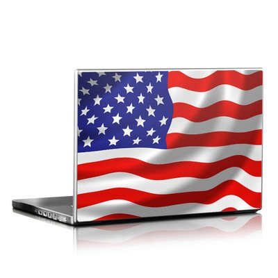 Laptop Skin - USA Flag