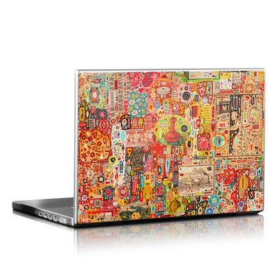 Laptop Skin - Flotsam And Jetsam
