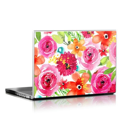 Laptop Skin - Floral Pop