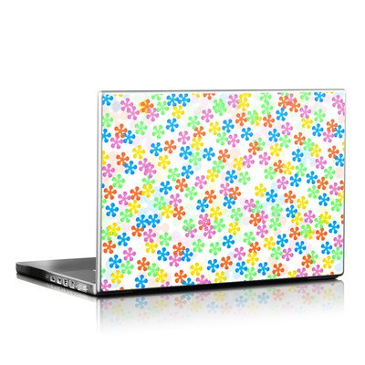 Laptop Skin - Flower Power