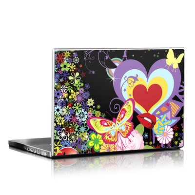 Laptop Skin - Flower Cloud