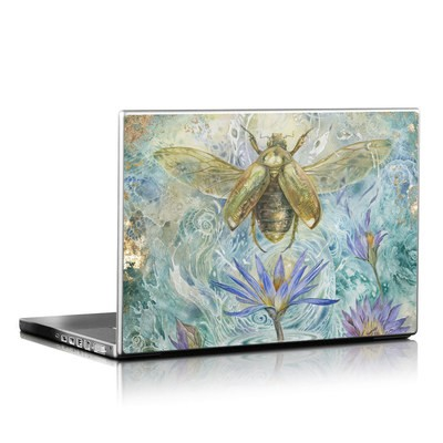Laptop Skin - When Flowers Dream
