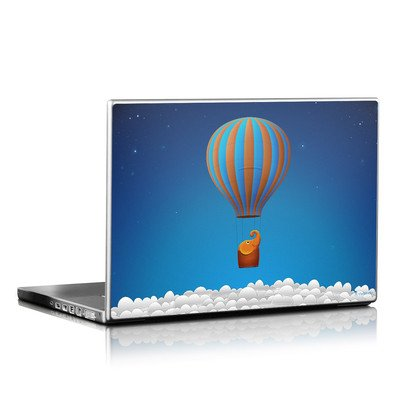 Laptop Skin - Flying Elephant