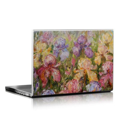Laptop Skin - Field Of Irises