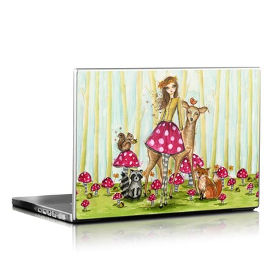 Laptop Skin - Forest Friends
