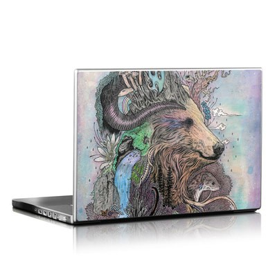 Laptop Skin - Forest Warden