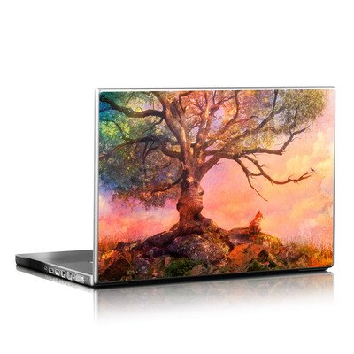 Laptop Skin - Fox Sunset
