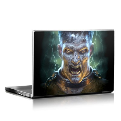 Laptop Skin - Frankenstein