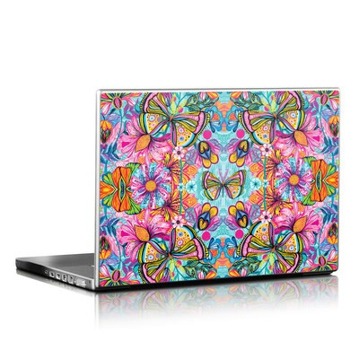 Laptop Skin - Free Butterfly