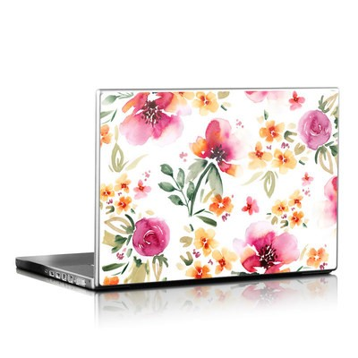 Laptop Skin - Fresh Flowers