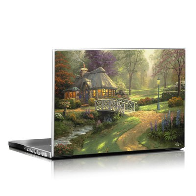 Laptop Skin - Friendship Cottage
