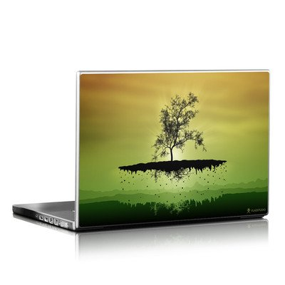Laptop Skin - Flying Tree Amber