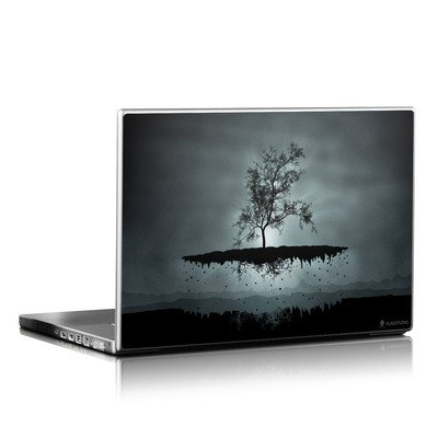 Laptop Skin - Flying Tree Black