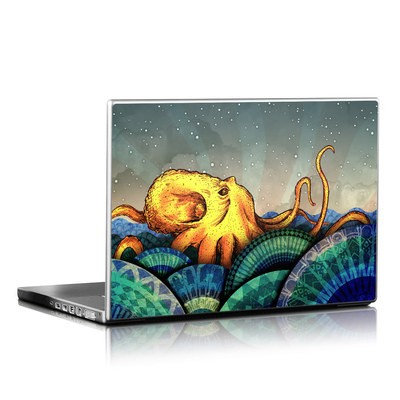 Laptop Skin - From the Deep