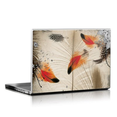Laptop Skin - Feather Dance