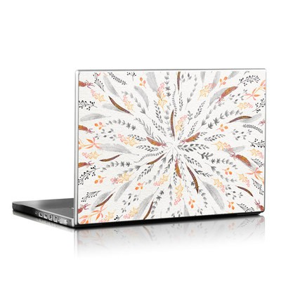 Laptop Skin - Feather Roll