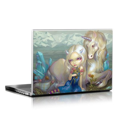 Laptop Skin - Fiona Unicorn