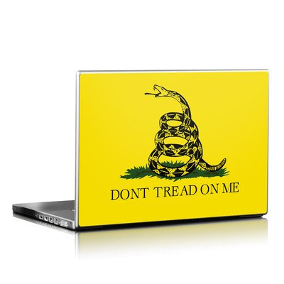 Laptop Skin - Gadsden Flag