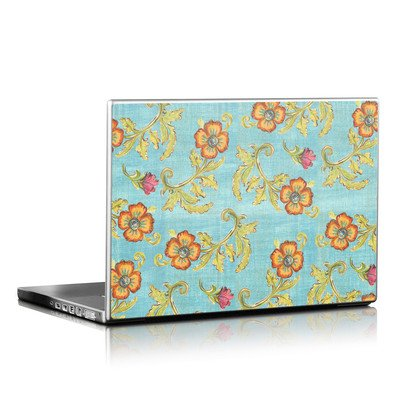 Laptop Skin - Garden Jewel