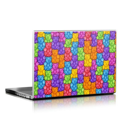 Laptop Skin - Gelly Bears