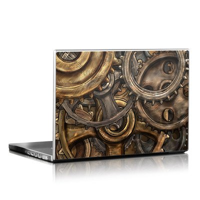 Laptop Skin - Gears