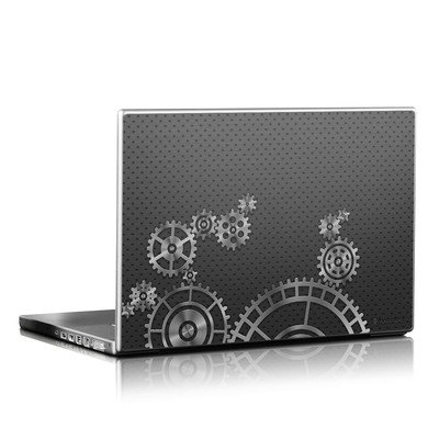 Laptop Skin - Gear Wheel
