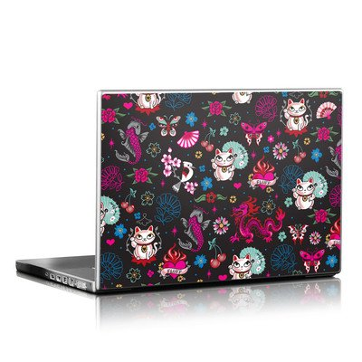 Laptop Skin - Geisha Kitty
