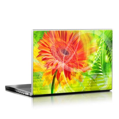 Laptop Skin - Gerbera