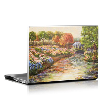 Laptop Skin - Giverny Forever