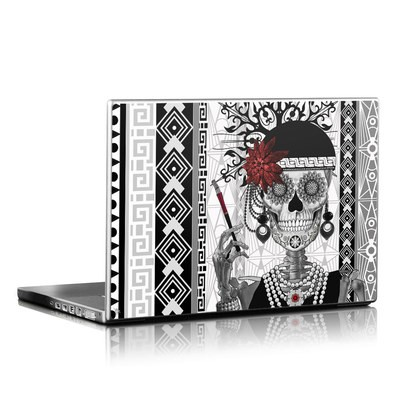 Laptop Skin - Mrs Gloria Vanderbone