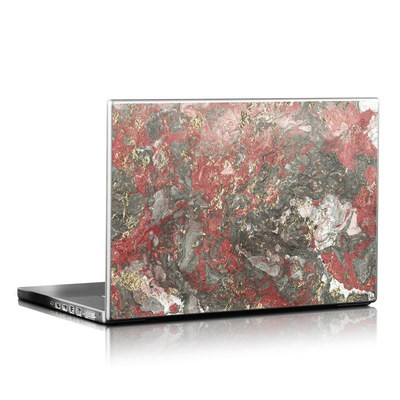 Laptop Skin - Gilded Magma Marble