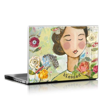 Laptop Skin - Grateful Soul