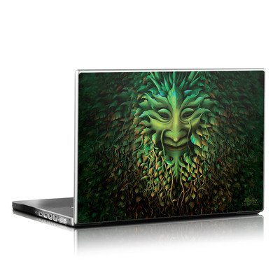 Laptop Skin - Greenman