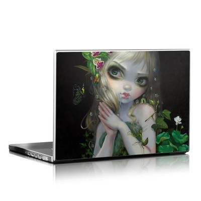 Laptop Skin - Green Goddess