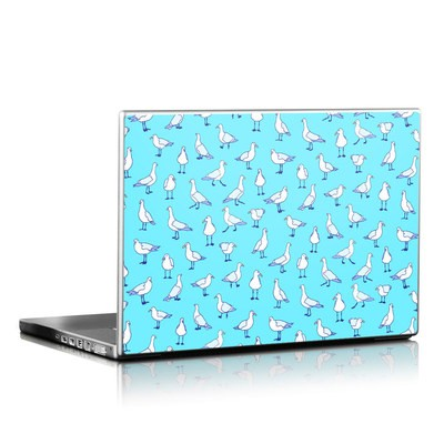 Laptop Skin - Gulls Away