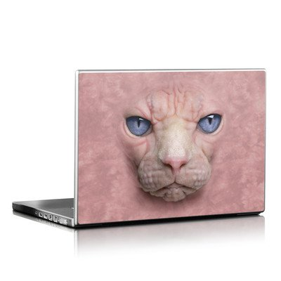 Laptop Skin - Hairless Cat