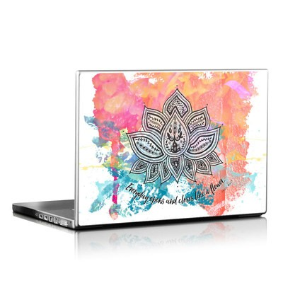 Laptop Skin - Happy Lotus