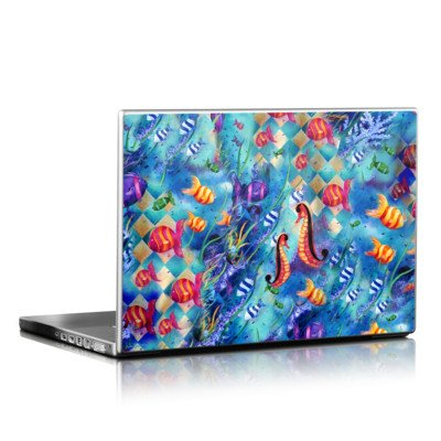 Laptop Skin - Harlequin Seascape