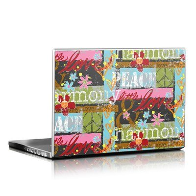 Laptop Skin - Harmony and Love
