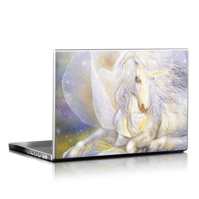 Laptop Skin - Heart Of Unicorn
