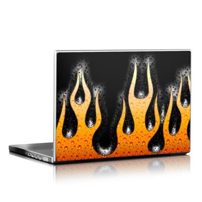 Laptop Skin - Heat