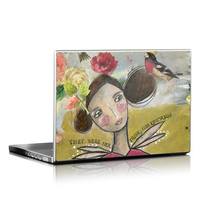 Laptop Skin - Her Tribe