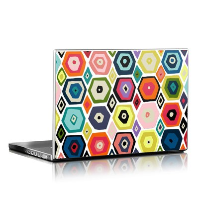 Laptop Skin - Hex Diamond